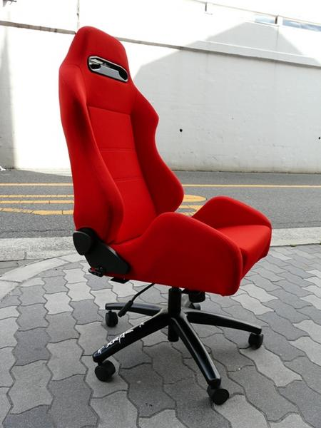 AuctionUpGarage Finds Of The Day Seats Rennstall - Recaro desk chair